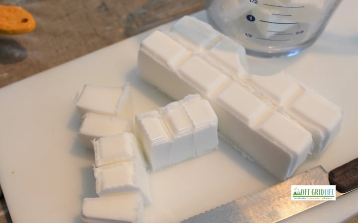 Scrub With Sugar: Handmade Lavender Grapefruit Soap Bars