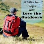 8 gifts for people who love the outdoors