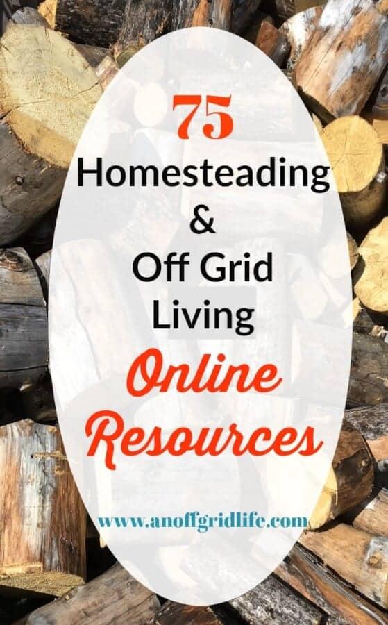 90 Homesteading & Off Grid Living Online Resources FREE DOWNLOAD #homesteadingresources #learntoliveoffgrid #homesteadingcourses #homesteadingforbeginners