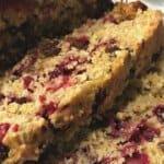 Healthy Cranberry Orange Loaf Recipe