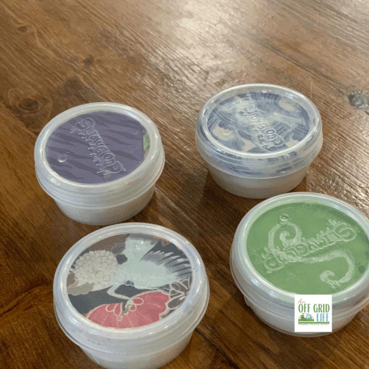 Homemade Beeswax Lip Balm Recipe Process