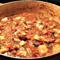 Hearty Venison Stew Recipe