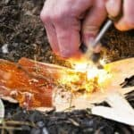 Simple and easy homemade fire starters.