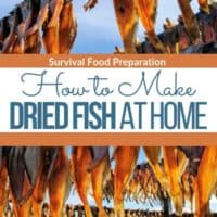 How to Make Dried Fish
