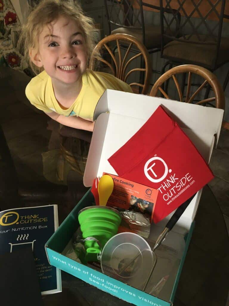 Think Outside Boxes Unboxing: Nutrition Box - Coupon Code is FIRSTBOX for $10.00 off your order!
