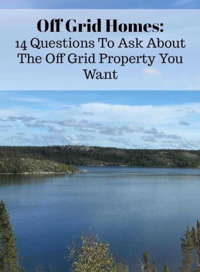 Off Grid Homes:use these tips and free checklist to pick the right off the grid property for you and your family. #offgridhomes #buyingoffthegrid #offthegrid