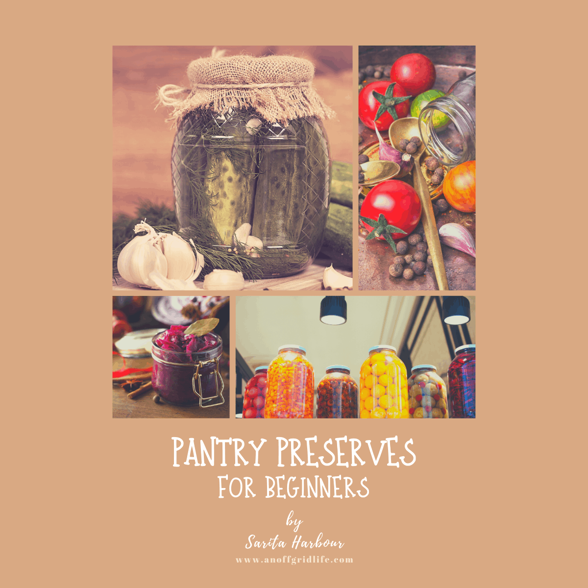 Pantry Preserves for Beginners