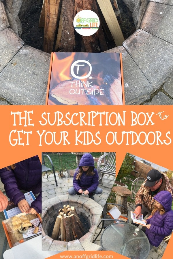 Subscription Boxes for Outdoors: Think Outside Boxes