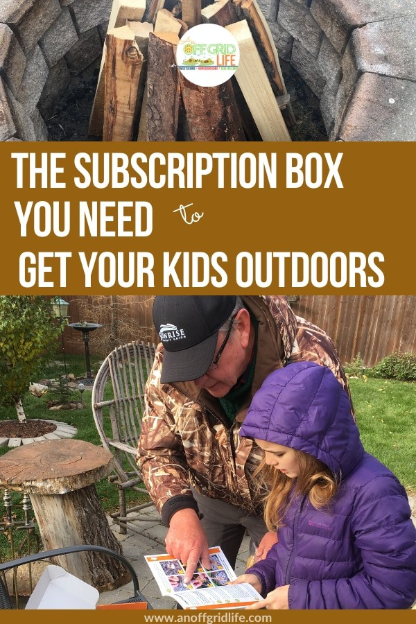 The subscription box you need to get your kids outdoors