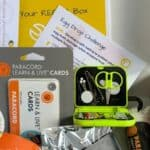 Contents of the Think Outside Repair Box for kids