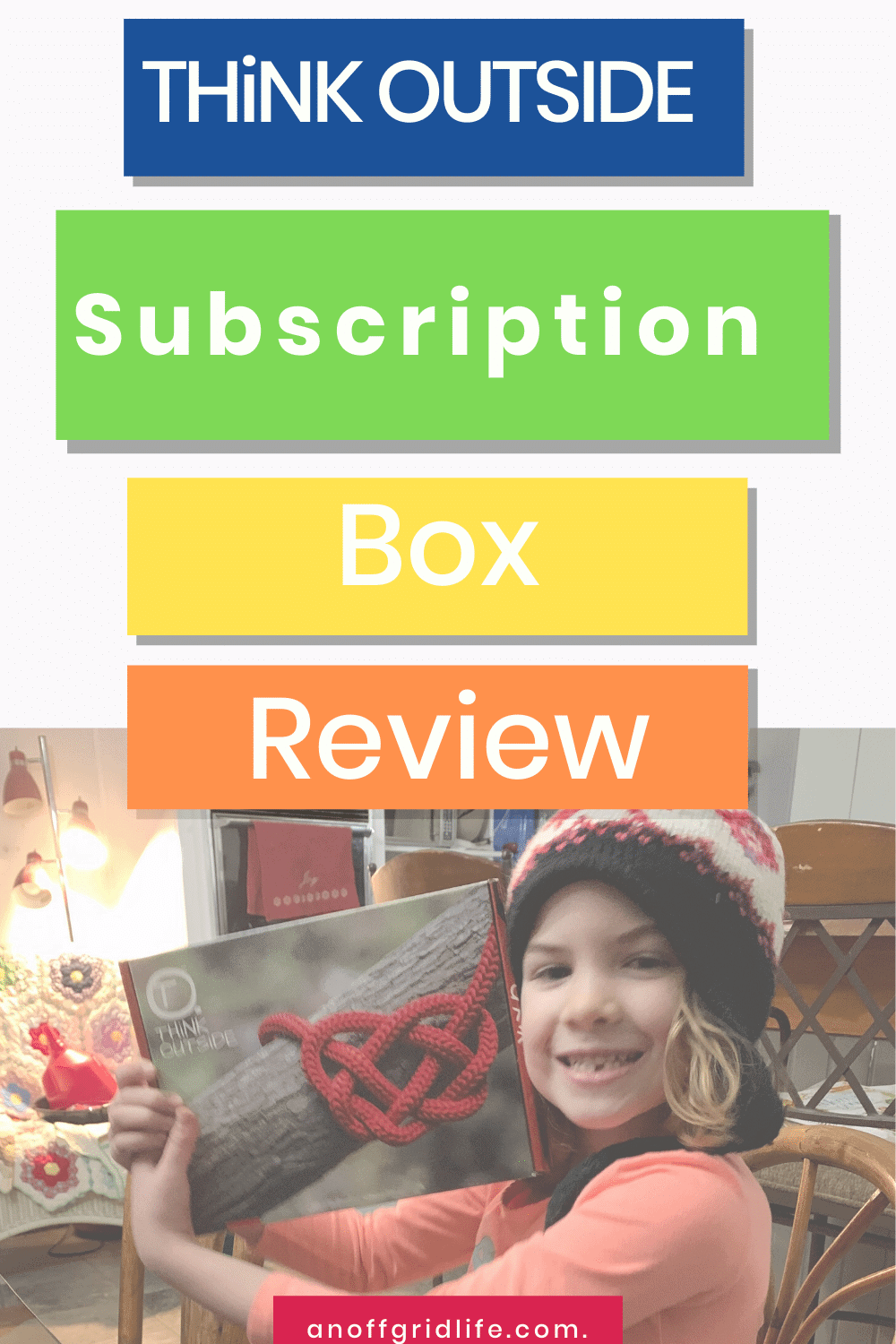 Think Outside Boxes Repair Box Review with Text Overlay