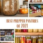15 Best Prepper Pantries of 2021