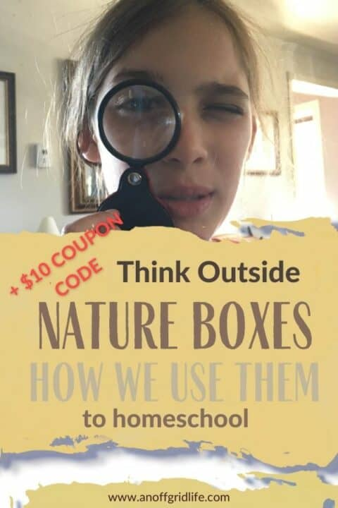 Think Outside Nature Boxes